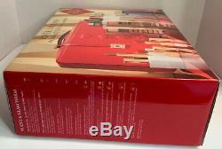 2019 Estee Lauder Blockbuster Holiday Make Up 12 Pc. Gift Set withTrain Case WARM