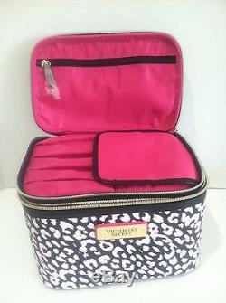 4 Victoria S Secret Hanging Train Travel Case Cosmetic