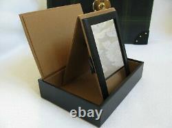 $4K Ralph Lauren Collection Blackwatch Tartan Leather Jewelry/Makeup Train Case
