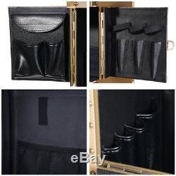 AW Pro Rolling Makeup Stylist Train Bronzen Hair Salon Clipper Trimmer Storage