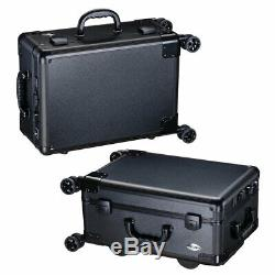 AW Rolling Makeup Case 20 Carry-on Cosmetic Storage Luggage Pro Artist Studio