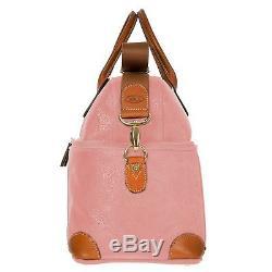 Bric's Life Tuscan Train Bag Cosmetics Case, Pink