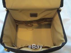 Bric's Train Case Cosmetic NWOT My Safari Luggage Rare HTF