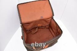 Brics Olive green Life Train Case Travel Cosmetic Bag Topper Carry-On Luggage