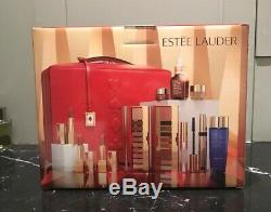 Estée Lauder Blockbuster Gift Set 2019 With Red Train Case BNIB