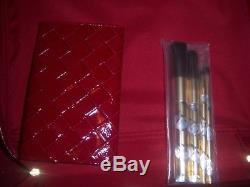 Estee Lauder Blockbuster Holiday Ultimate Color Make Up Gift Set w Train Case