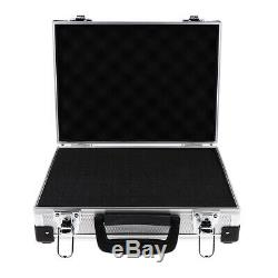 Hairstyling Tool Case Box Tattoo Makeup Train Case Travel Portable Organizer