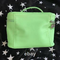 Jeffree Star Cosmetics ALIEN GREEN Train Case Makeup Bag Authentic! SHIPS 2DAY