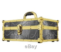 Kat Von D 10 Year Aniversary Train Make Up Case With Eyeshadow And Highlighter