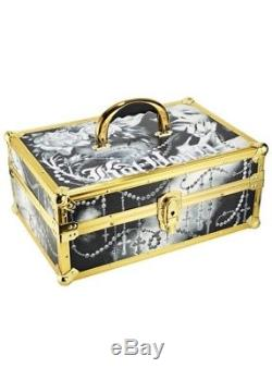 Kat Von D 10 Year Anniversary Train Case Makeup Kvd Sold Out With Receipt