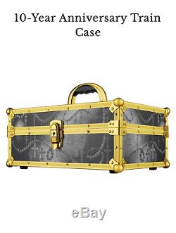 Kat Von D 10 Year Anniversary Train Case Makeup Kvd Sold Out confirmed Order