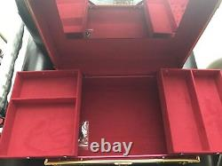 Kat Von D 10 Year Anniversary Train Case Makeup Rdy Ro Ship RECEIPT SHOWN BNIB