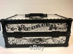 Kat Von D Sephora Train Case Makeup Cosmetic Beauty Bag Carrier