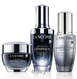 Lancome Beauty Box 10pc Full Size Favorites Makeup +train Case 2020 Edition