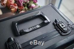 MAC Makeup Pro Train Case schmuck koffer VINTAGE RARE
