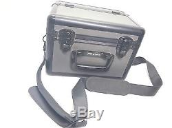 MAC Makeup Retired Pro Train Case, Black, Vintage, 100% Authentic