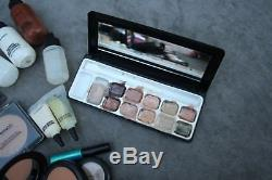 MAC Original 90s Cosmetic Train Case. PLUS 60 PIECES OF VARIOUS MAKE UP