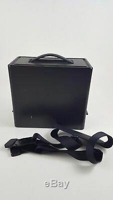 Mac Cosmetics Carry All Case Travel Train Case for Makeup Storage and Organizing