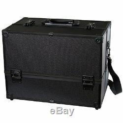 Makeup Train Case Professional 14 Large Make Up Artist Organizer Kit Bag 4