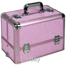 Makeup Train Case Professional Artist Organizer by Just Case