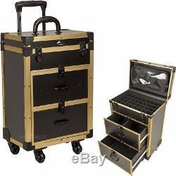 Manicure Travel Case On Wheels