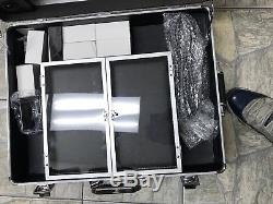 NEW NYX X-Large Makeup Artist Train Case With Lights