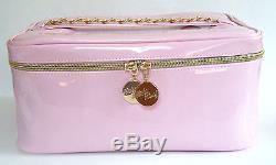 NICKI MINAJ PINK FRIDAY 3-Pce Set With Cosmetic Box Vanity Train Case 3.4oz EDP