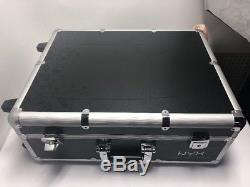 NYX Professional Makeup Makeup Artist Train Case with Lights / Extra Large