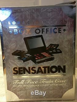 New 100% Authentic Lorac Box Office Sensation Train Case