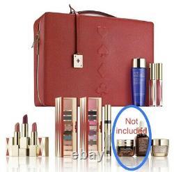 Part Of Estee Lauder Blockbuster Holiday Make Up Gift Set Train Case COOL