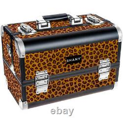 SHANY Premier Fantasy Collection Makeup Artists Train Case