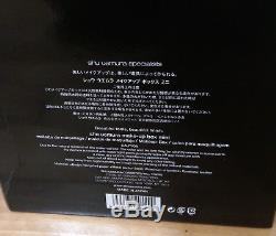 Shu Uemura Black Mini Makeup Box-Portable/Traveler Organizer/Train Case-NEW