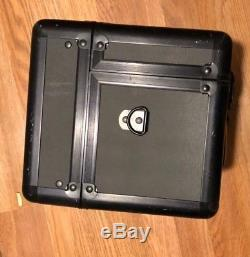 USED, MAC Makeup Pro Train Case VINTAGE Without/Straps, RARE