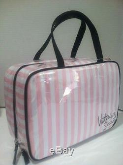 79c277bd2c7a7 Victoria's Secret Hanging, Train Travel Case And Cosmetic Bag New ...