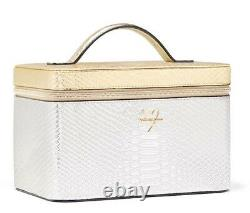 Victorias Secret HARD SHELL LIMITED RUNWAY VANITY TRAIN CASE Cosmetic NWT
