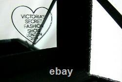 Victorias Secret SHIMMER FASHION SHOW RUNWAY HARD VANITY TRAIN CASE Cosmetic NWT