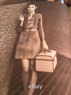 Vintage Gucci Train Make Up Hard Case